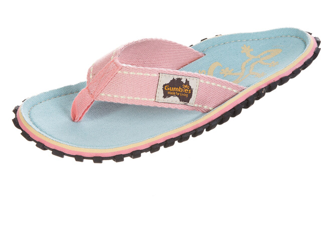 GUMBIES Islander Teenslippers Dames, gecko